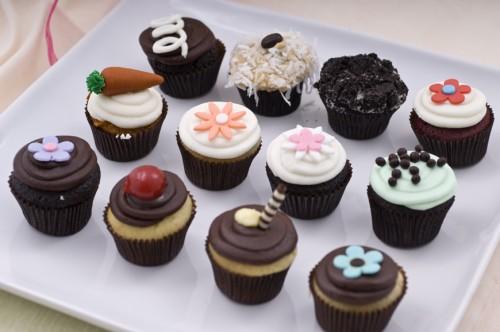Cupcake Básico - Receita de Cupcake
