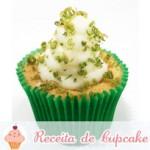 Cupcake de Limão e Coco