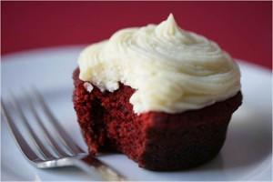 Cupcake Red Velvet (Veludo Vermelho)