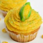Cupcake de Pamonha