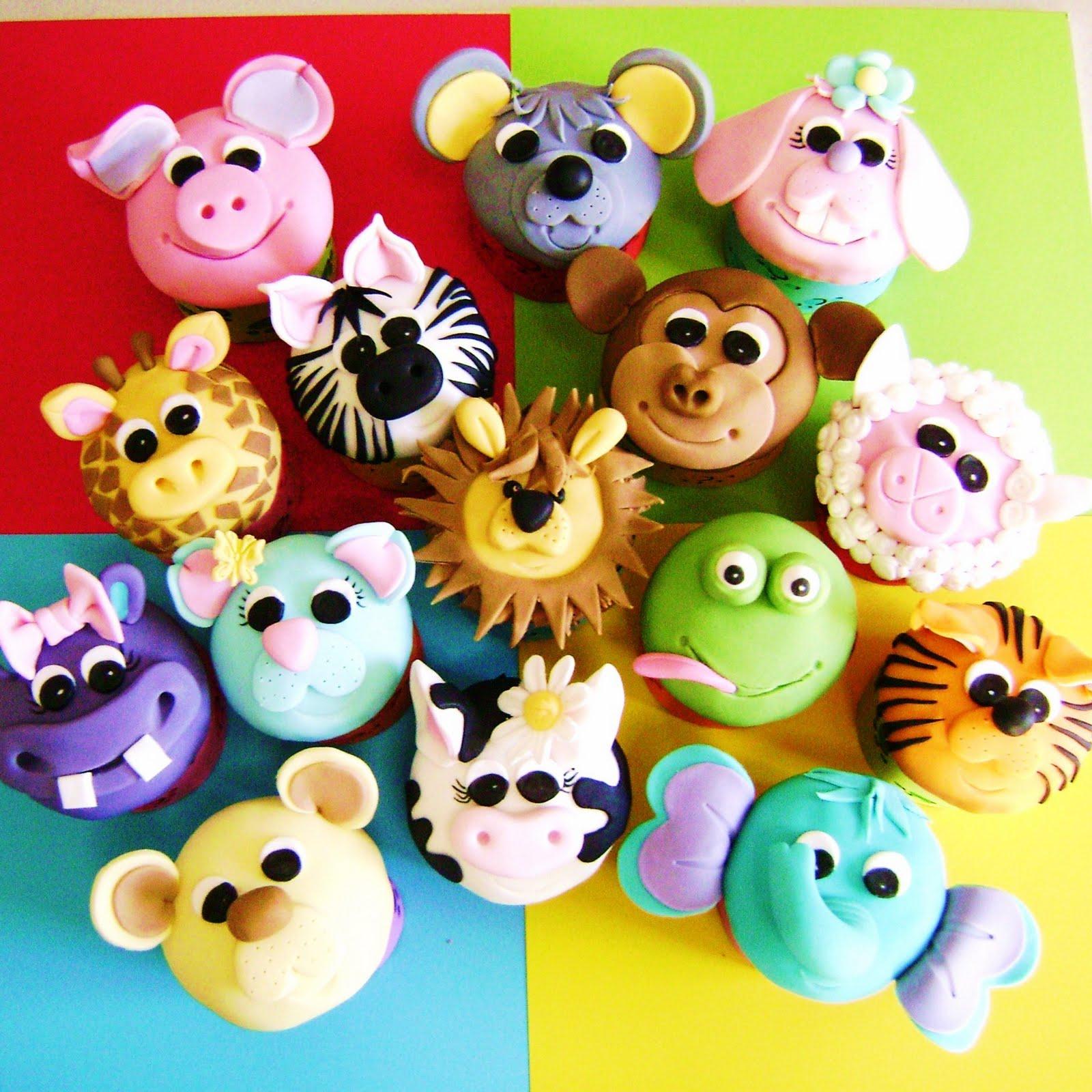 (Foto: Reprodução / cupcake-decoration.com)