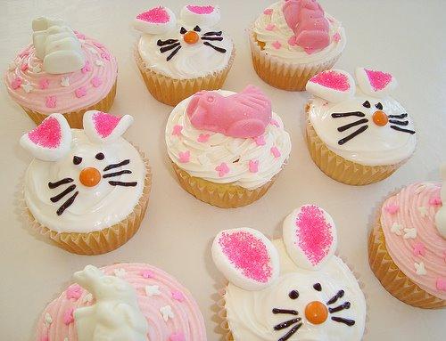 Resultado de imagem para cupcake pascoa
