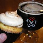 Cupcake de Cerveja